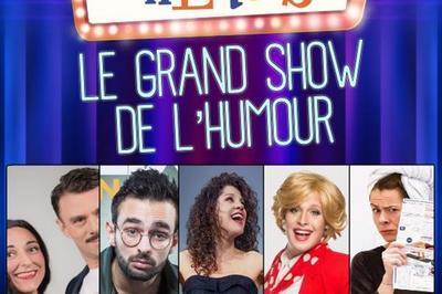 Absolutely Hilarious à Paris 8ème