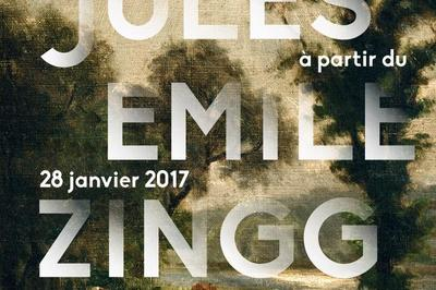 Accrochage «jules-emile Zingg ( 1882 - 1942), Les Nouvelles Oeuvres De La Collection » à Montbeliard