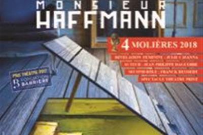 Adieu Monsieur Haffmann à Avignon