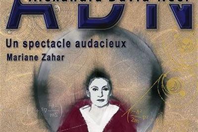 ADN Alexandra David Néel à Avignon