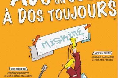 Ado Un Jour, A Dos Toujours ! à Nantes