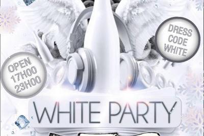 Adomix Party 3 White Party à Paris 17ème