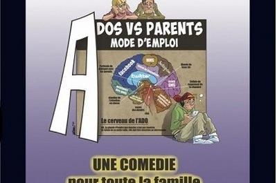 Ados Vs Parents Mode D'emploi à La Rochelle