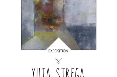 Exposition peintures et sculptures Yuta Strega à Conques