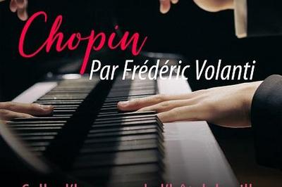 Récital de piano Frédéric Chopin à Berck