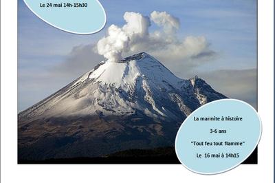 Les volcans à Fameck