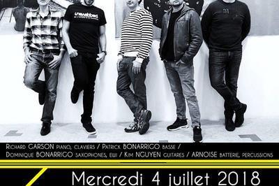 Concert Jazz en plein air ChiC to ChicK Concept à Nice