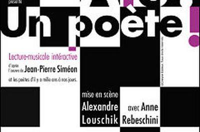 Aie ! Un Poete ! à Toulouse