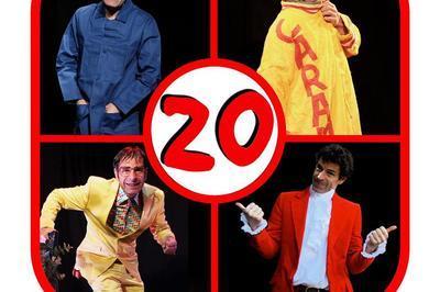 Chitcatt - 20 ans de scène ! à Moreuil