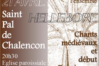 Concert St Pal de Chalencon  à Saint Pal de Chalencon