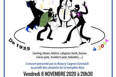 Concert De Jazz à Cagnes sur Mer