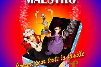 La Famille Maestro à Versailles