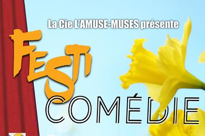 Festicomédie 4- festival de théâtre amateur -4ième édition à Rognonas