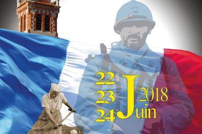 Commémoration fin de la Grande Guerre 2018