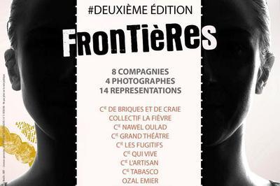Festival Traits d'union #2ème édition - Les frontières 2018