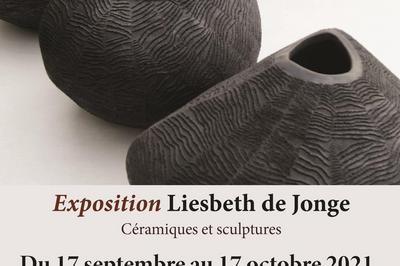 Exposition Liesbeth De Jonge à Aubeterre sur Dronne