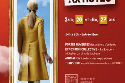 Mai des Artistes à Argenteuil