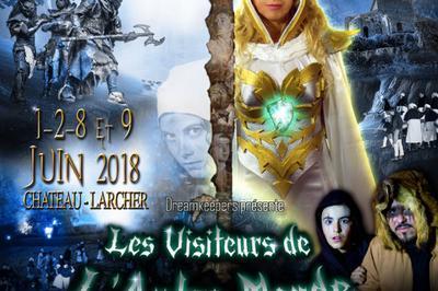 Les Visiteurs de l'Autre Monde à Chateau Larcher