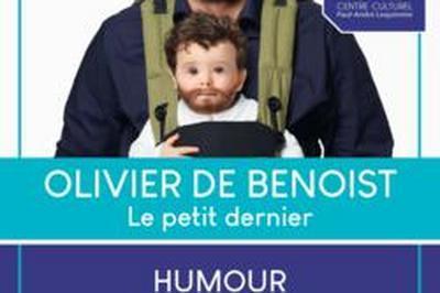 REPORT Olivier de Benoist : le petit dernier à Haubourdin
