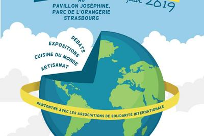 Forum Humani-Terre 2019 à Strasbourg
