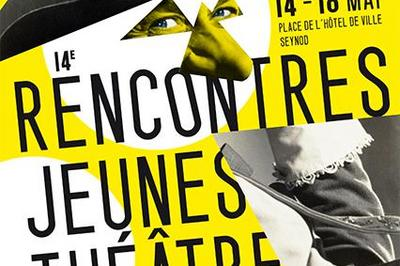 14e Rencontres Jeunes Théâtre à Seynod