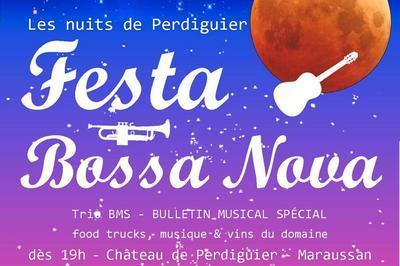 Les Nuits de Perdiguier - Festa Bossa Nova à Maraussan