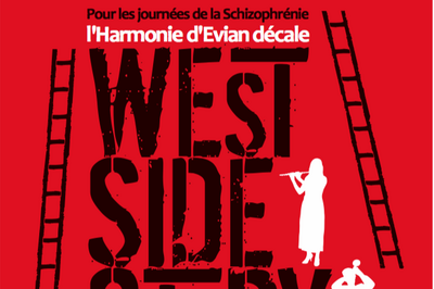 Concert-spectacle West Side Story à Evian les Bains