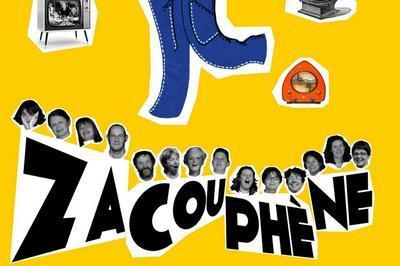 Concert du groupe vocal Zacouphène à Les Ventes