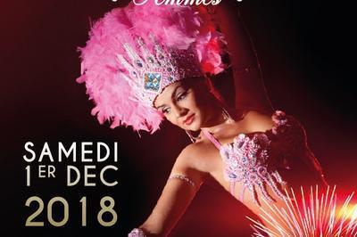 Repas Spectacle Cabaret à Saint Hilaire de Lusignan