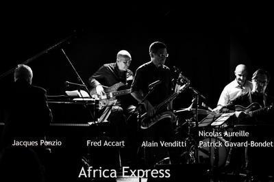 Africa Express à Marseille