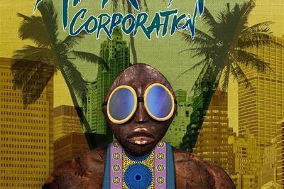 African Corporation :  Unity  By Fallou And Allan à Paris 11ème