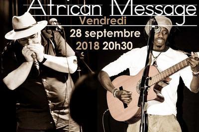 African Message à Aix en Provence