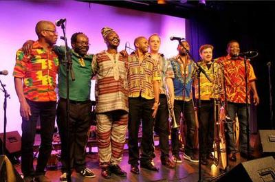 African Salsa Orchestra à Savigny le Temple