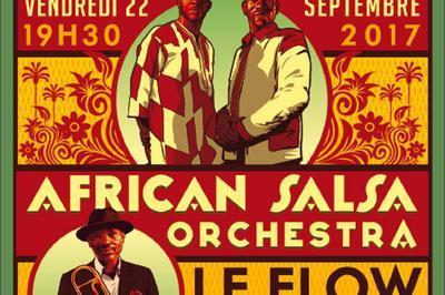 African Salsa Orchestra & Debademba à Paris 7ème