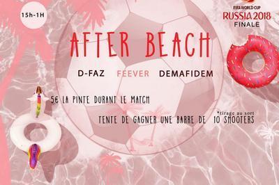 After beach - clubbing hero à Montpellier