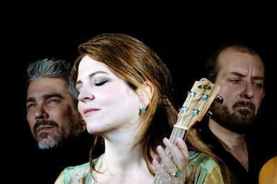 Agnès Jaoui - El trio de mis amores à Rouen