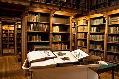 Agrocampus Ouest Ouvre Les Portes De Sa Bibliothèque Patrimoniale, Samedi 16 Septembre, À 14h, 15h Et 16h. Fermé Le Dimanche. à Rennes