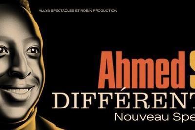 Ahmed Sylla à Enghien les Bains
