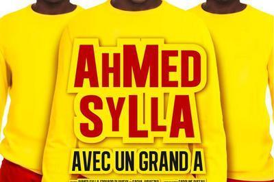 Ahmed Sylla à Longjumeau