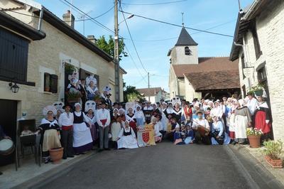 Ailleville, Capitale Du Folklore De Champagne