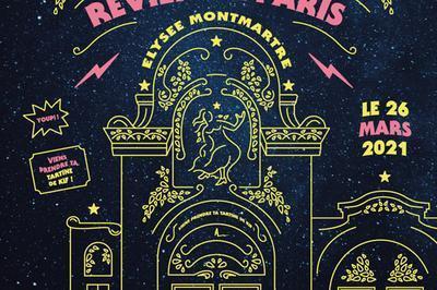 Airnadette à Paris 18ème