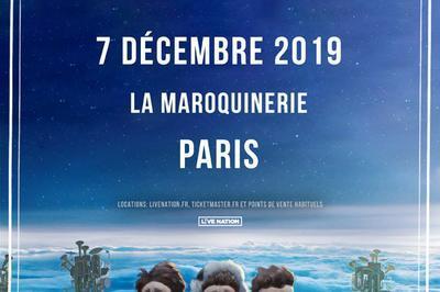 Ajr à Paris 20ème