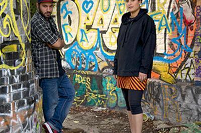 Al Akhareen Hip-Hop Trio à Grenoble