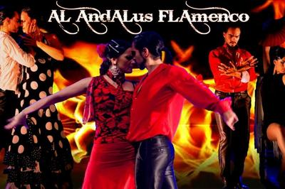 Al Andalus Flamenco Nuevo à Cannes