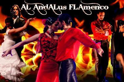 Al Andalus Flamenco Nuevo à Saint Etienne
