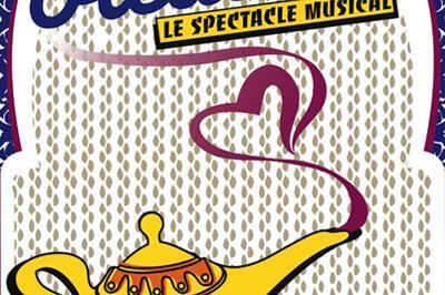 Aladin, le spectacle musical à Nantes
