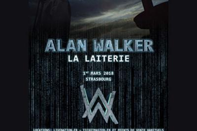 Alan Walker à Strasbourg