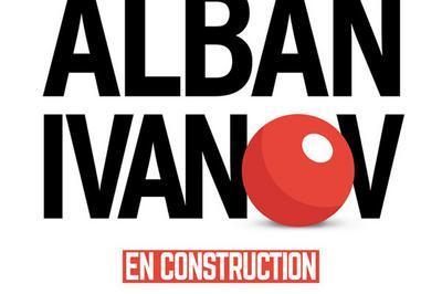 Alban Ivanov à Mulhouse