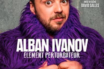 Alban Ivanov à Lyon