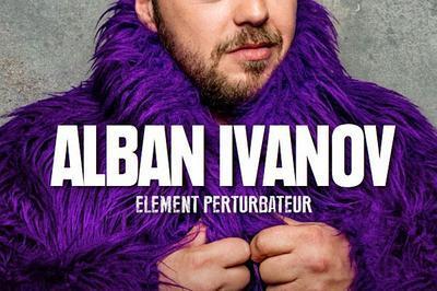 Alban Ivanov à Calais